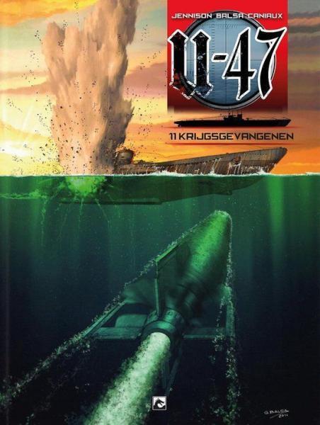 U.47 11 Krijgsgevangenen