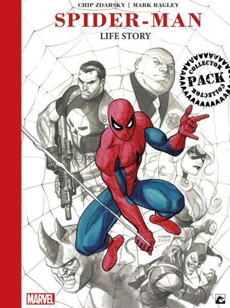 Spider-Man: Life Story (Dark Dragon) INT 1 Spider-Man: Life Story