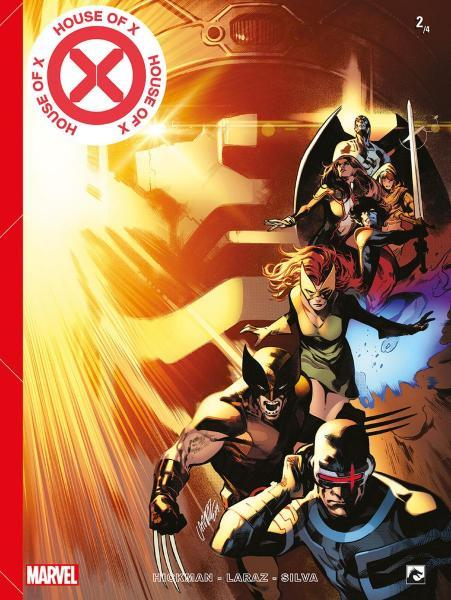 House of X / Powers of X 2 Deel 2