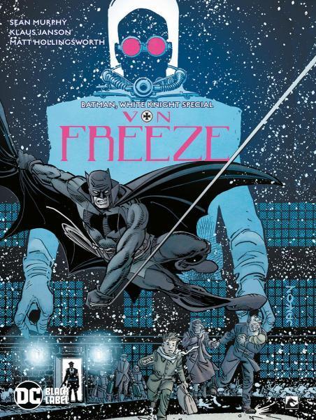 Batman: White Knight Presents (Dark Dragon) 1 Von Freeze