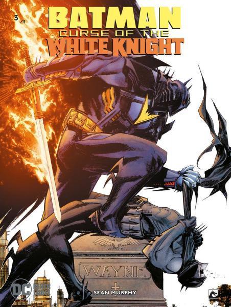 Batman: Curse of the White Knight (Dark Dragon) 3 Deel 3