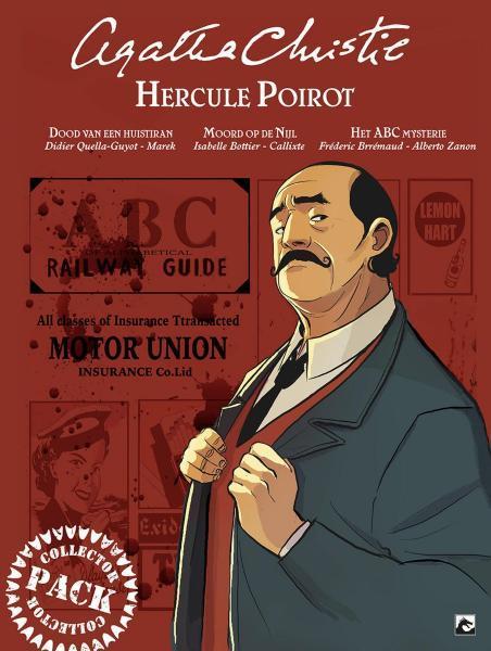 Hercule Poirot INT 1 Hercule Poirot collector's pack