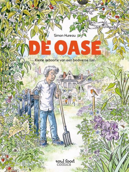 De oase 1 Kleine geboorte van een biodiverse tuin