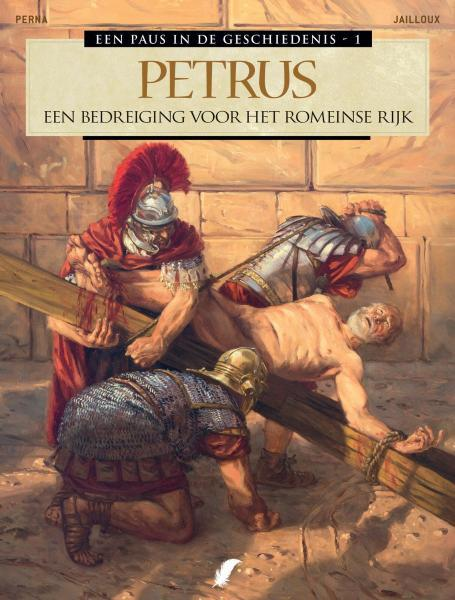 Een paus in de geschiedenis 1 Petrus - Een bedreiging voor het Romeinse Rijk