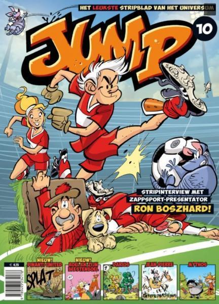 Jump - Stripblad - 2021 5 Nummer 10