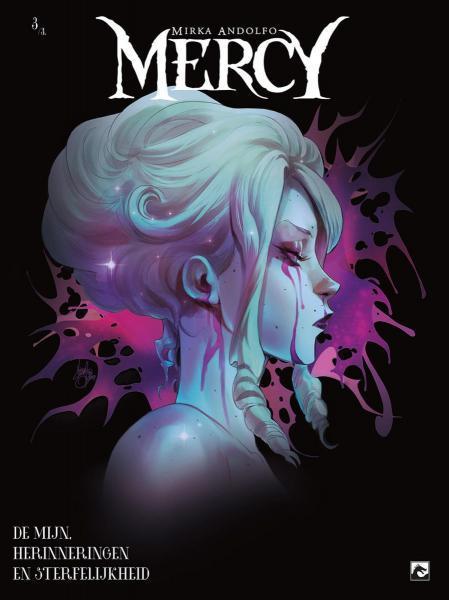 Mercy (Dark Dragon) 3 De mijn, herinneringen en sterfelijkheid