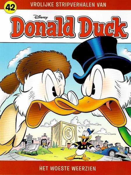 Donald Duck: Vrolijke stripverhalen 42 Het woeste weerzien