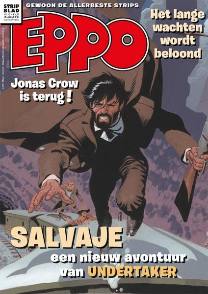 Eppo - Stripblad 2021 (Jaargang 13) 12 Nummer 12