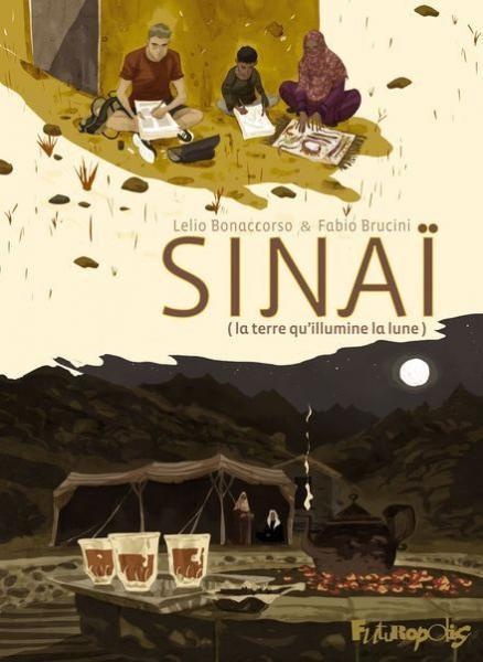 Sinaï 1 Sinaï (la terre qu'illumine la lune)
