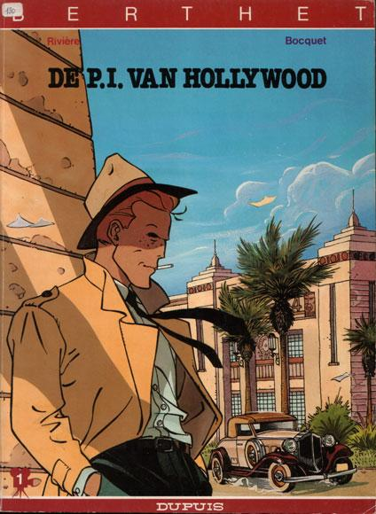 De P.I. van Hollywood 1 De P.I. van Hollywood