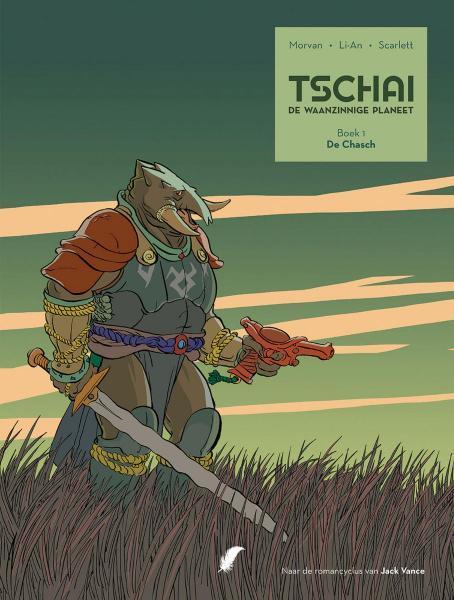 Tschai - De waanzinnige planeet INT 1 De Chasch