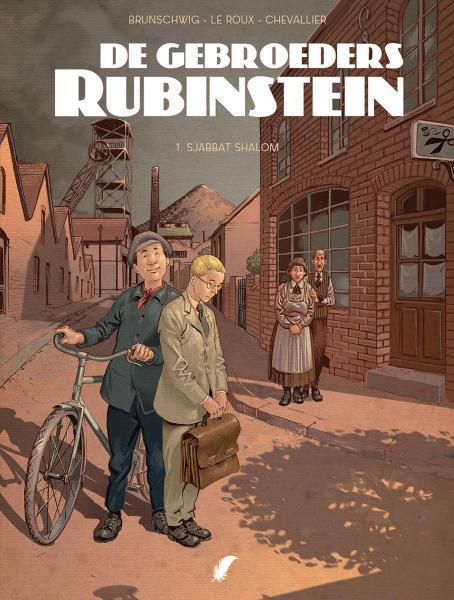 De gebroeders Rubinstein 1 Sjabbat shalom