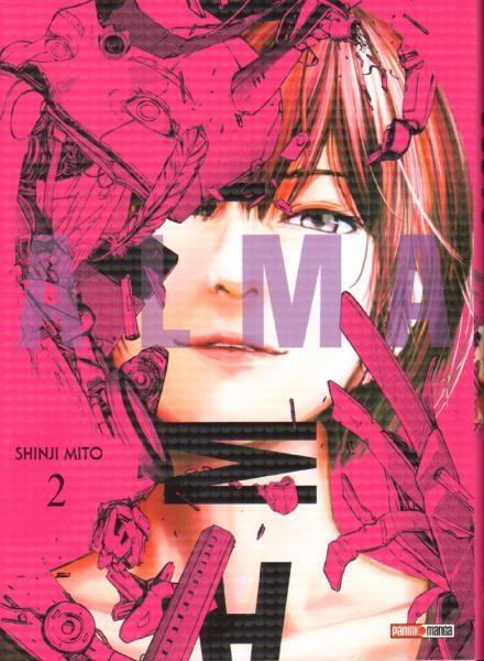 Alma (Mito) 2 Tome 2