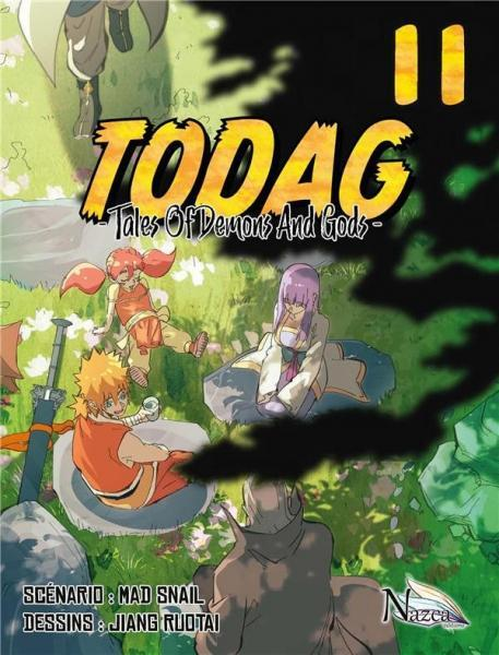 Todag - Tales of Demons and Gods 11 Tome 11