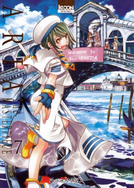 Aria the Masterpiece 7 Tome 7