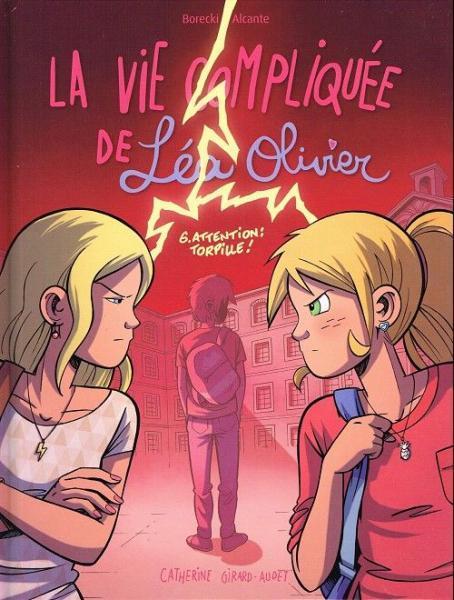 Het lastige leven van Léa Olivier 6 Attention: torpille!