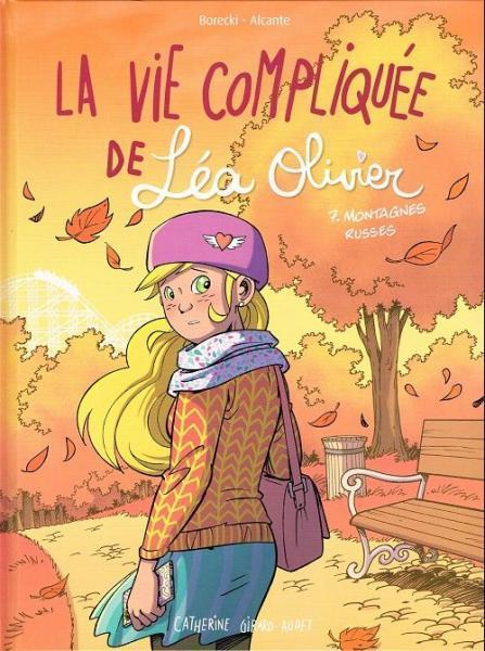 Het lastige leven van Léa Olivier 7 Montagnes Russes