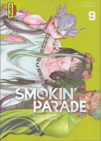 Smokin'parade 9 Tome 9