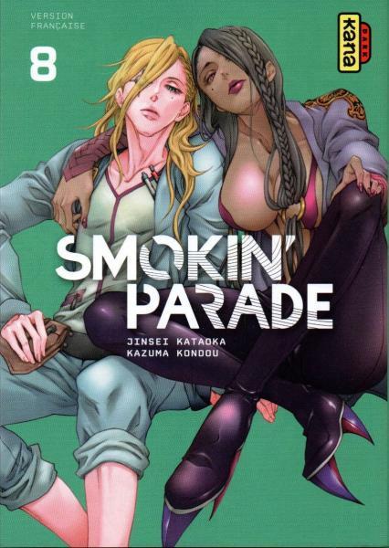 Smokin'parade 8 Tome 8