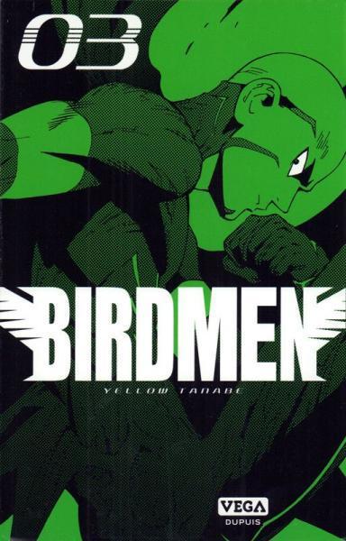 Birdmen 3 Tome 3