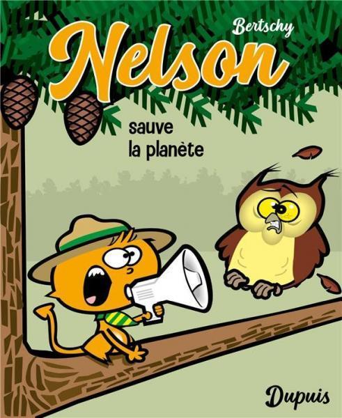 Nelson (Ander formaat) 2 Sauve la planète