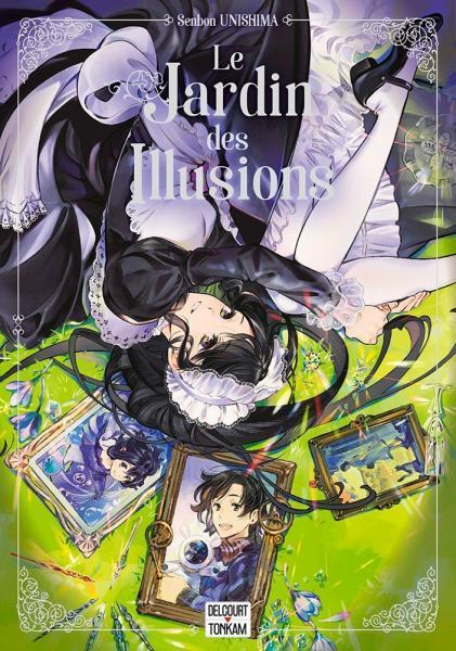 Le jardin des illusions 1 Le jardin des illusions