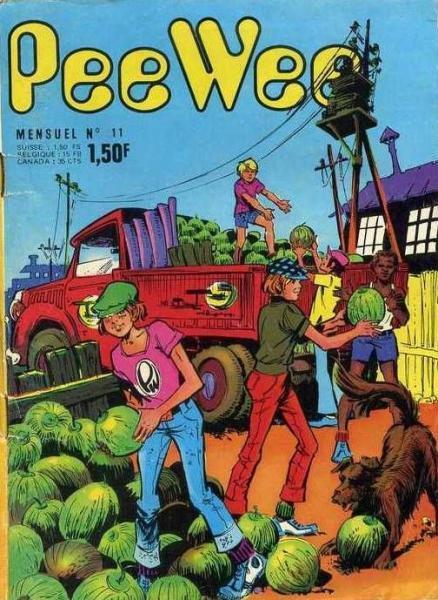 Pee Wee 11 Un cas singulier