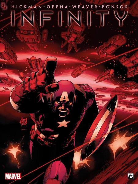 Avengers - Infinity (Dark Dragon) 3 Deel 3