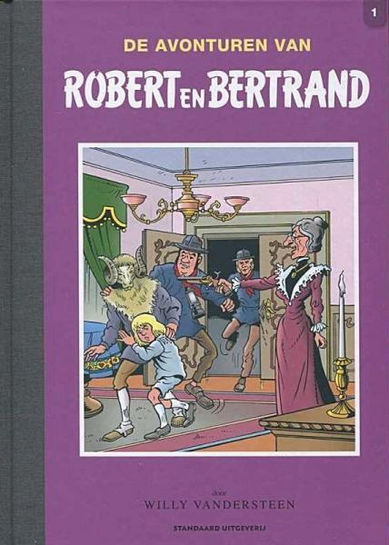 Robert en Bertrand - Integraal 1 Deel 1