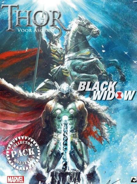 Thor: Voor Asgard/Black Widow 1 Thor: Voor Asgard/Black Widow