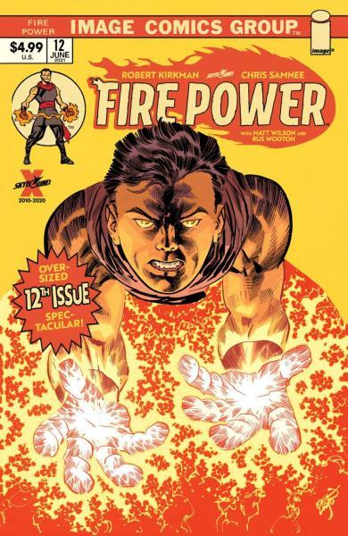 Fire Power A12 Issue #12