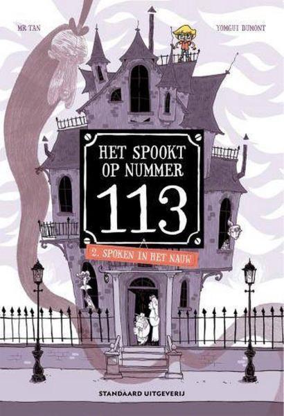 Het spookt op nummer 113 2 Spoken in het nauw
