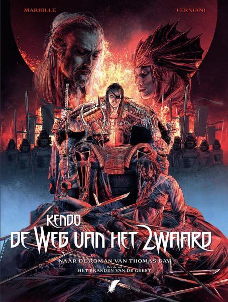 Kendo - De weg van het zwaard 3 Het branden van de geest