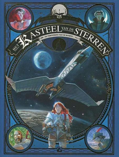 Het kasteel van de sterren 2 1869: De verovering van de ruimte - Vol 2.