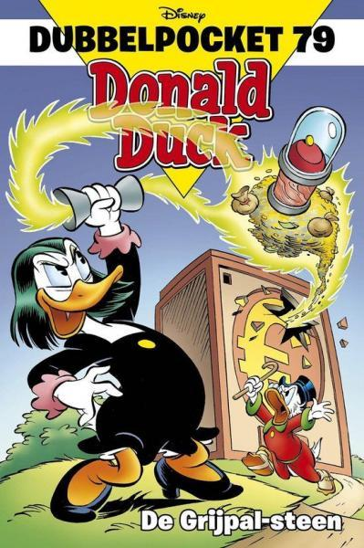 Donald Duck dubbel pocket 79 De Grijpal-steen
