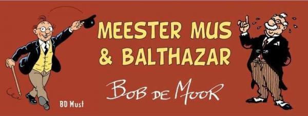 Meester Mus & Balthazar 1 Meester Mus & Balthazar