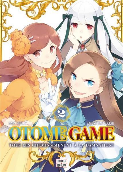 Otome Game 2 Tome 2