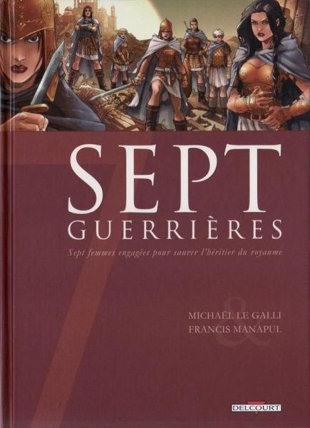 Sept 5 Sept guerrières