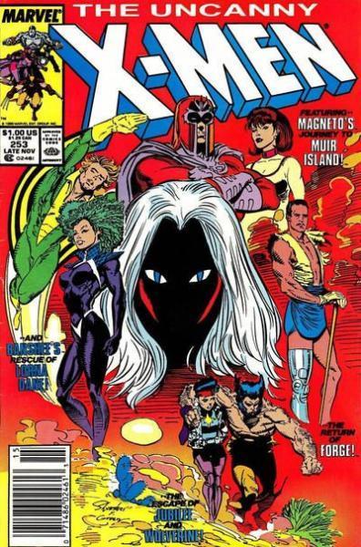 The Uncanny X-Men 253 Storm Warnings
