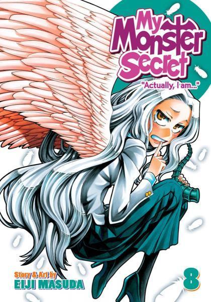 My Monster Secret 8 Volume 8