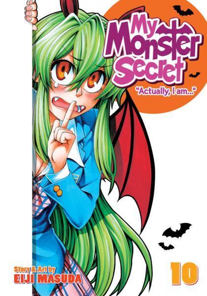 My Monster Secret 10 Volume 10