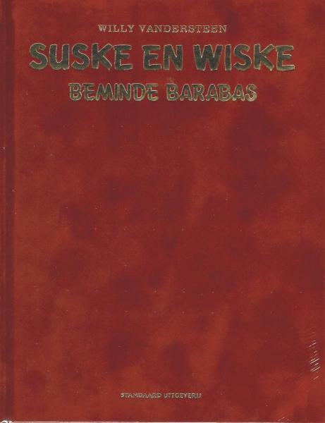 Suske en Wiske 156 Beminde Barabas
