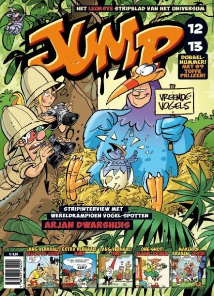 Jump - Stripblad - 2021 7/8 Nummer 12/13