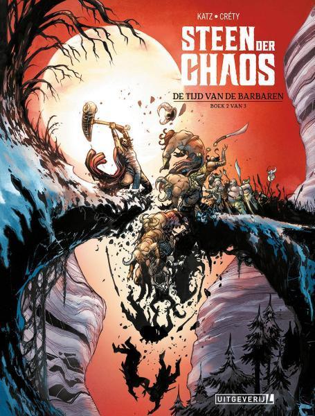 Steen der chaos 2 De tijd van de barbaren