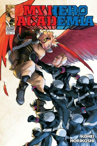 My Hero Academia 27 One's Justice