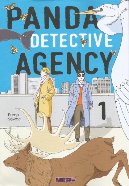 Panda Detective Agency 1 Tome 1
