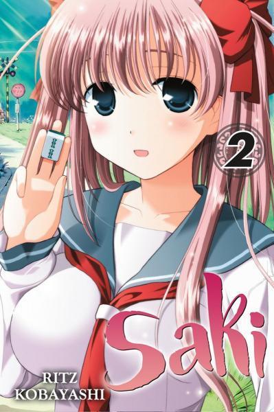 Saki 2 Volume 2