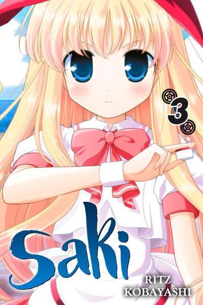 Saki 3 Volume 3