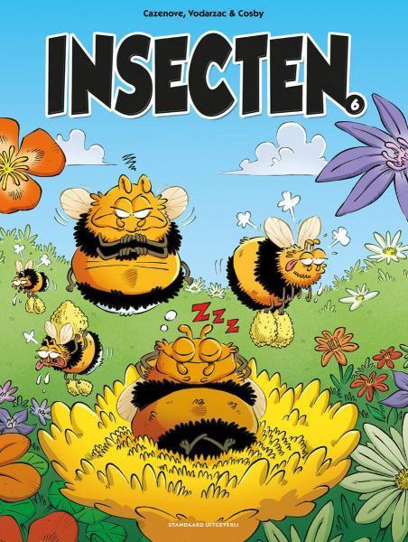 Insecten 6 Deel 6