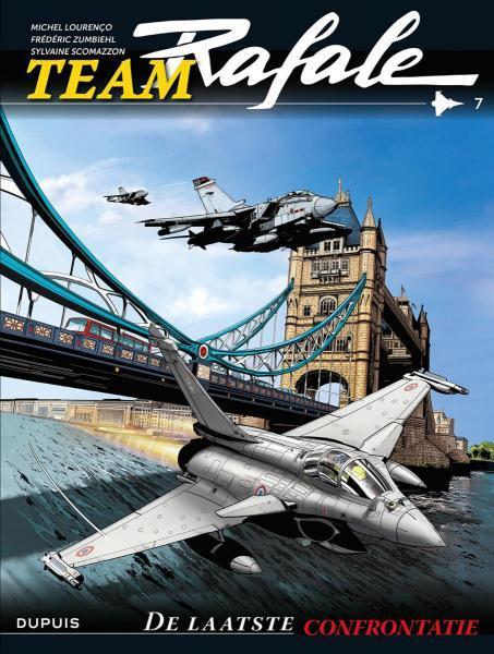 Team Rafale 7 De laatste confrontatie